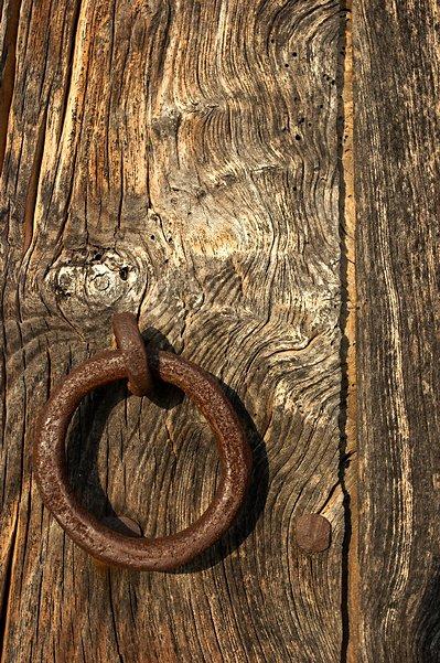 Wood's piercing