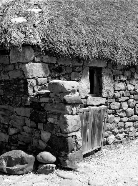 Archaic house