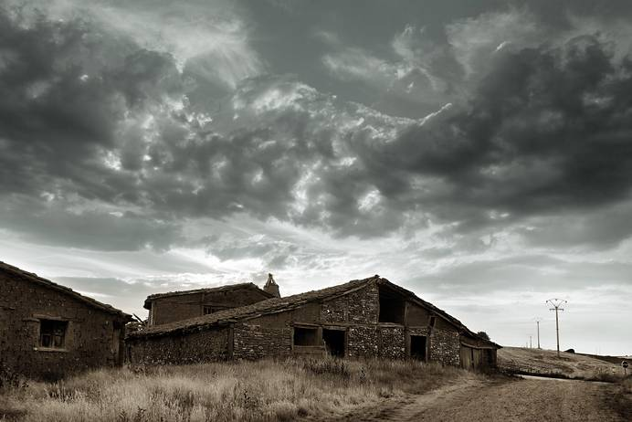 Old land